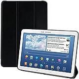 kwmobile Slim Smart Cover Funda Carcasas para Samsung Galaxy Tab Pro 10.1 en negro