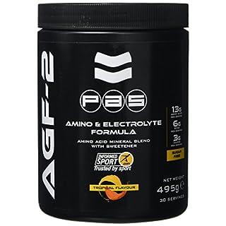 Pro Athlete Supplementation 495 g AGF-2 Amino Acid Food Supplement