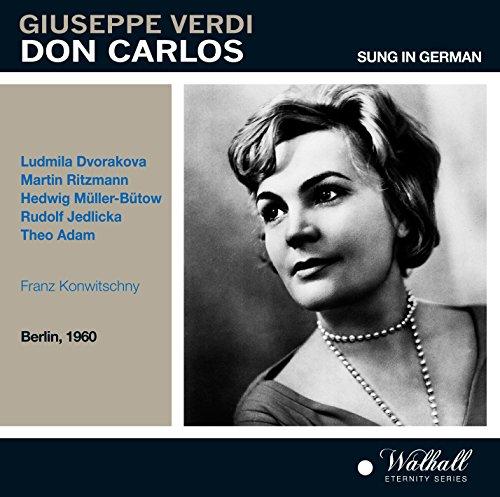 Don Carlos (Sung in German), Act II: Um Mitternacht, in den Garten der Konigin