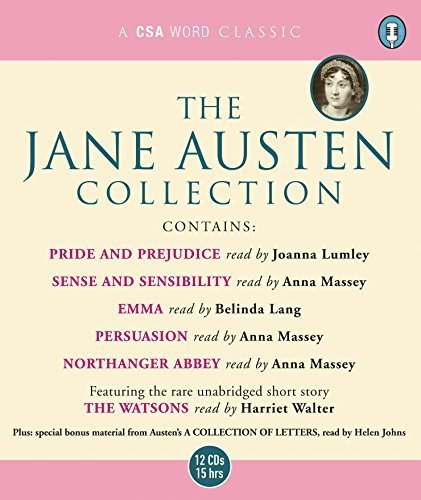 The Jane Austen Collection (A CSA Word Recording) by Jane Austen (2009-07-13)