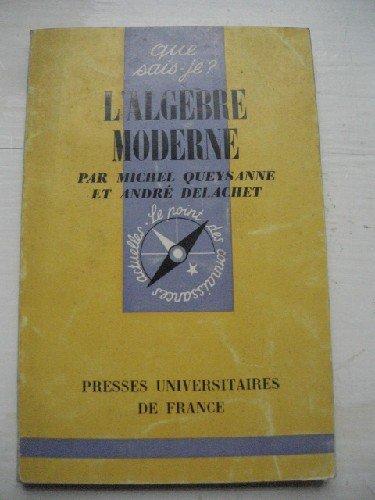 L'Algbre Moderne. N661