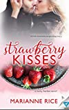 Front cover for the book Strawberry Kisses by Marianne Rice