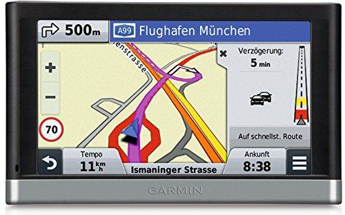 Garmin nüvi 2598 LMT-D EU Navigationsgerät (lebenslange Kartenupdates, DAB+, 12,7cm (5 Zoll) Touchscreen)