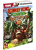 Donkey Kong Country Returns 3D: Prima Official Game Guide