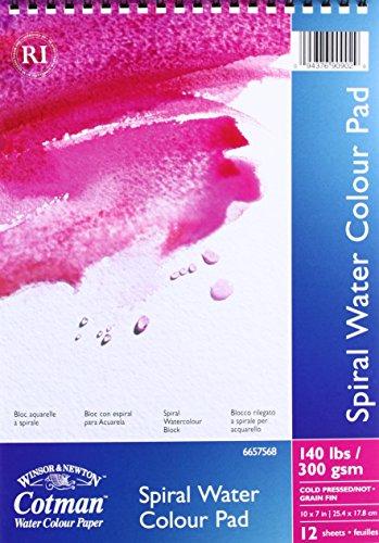 winsor-newton-cotman-water-colour-paint-pad-spiral-10x7inch