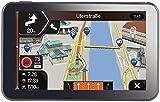 NavGear StreetMate N5, 5-Premium-Navi mit Kartenpaket Europa