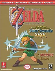 The Legend of Zelda - A Link to the Past (Prima's Official Strategy Guide) by Bryan Stratton (2002-12-10)