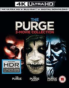 The Purge Trilogy (4K UHD+BD+UV) [Blu-ray] [2017]