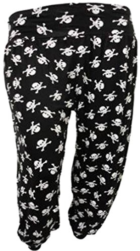 Xclusive CollectionDamen Leggings - SKULL PRINT