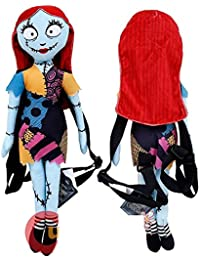 Preisvergleich für Nightmare Before Christmas Sally Plush Doll Backpack NBC Costumes Bag by Nightmare Before Christmas