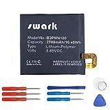 Swark Li-Polymer Akku 2700mAh (3.85V) für Google B2PW4100, Nexus S1, Nexus S1 Global TD-LTE, Pixel, Google : 35H00262-00M