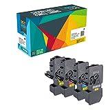 4 Do it Wiser ® TK-5240K Cartuchos de Toner Compatibles con Kyocera ECOSYS M5526cdn P5026cdn P5026cdw M5526cdw - TK5240K