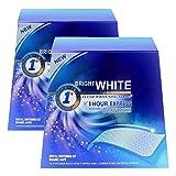 Grinigh 56 Whitestrips Professional Bleaching Stripes zur Zahnaufhellung (mit...