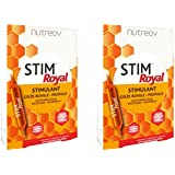 Nutréov Stim Royal Lot de 2 x 20 Ampoules Buvables