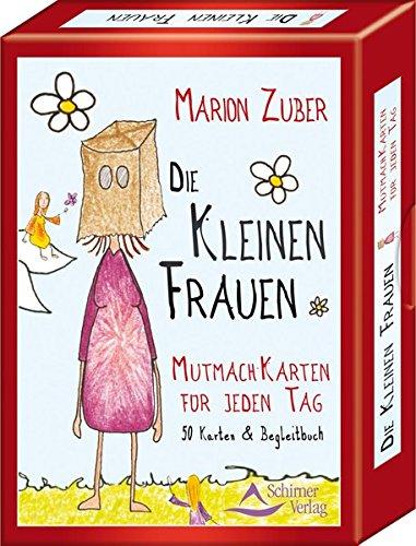 (Die kleinen Frauen: Mutmach-Karten für jeden Tag - 50 Karten & Begleitbuch)