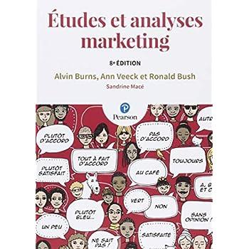 Etudes et analyses marketing 8e édition