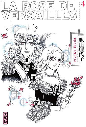 La Rose de Versailles, Tome 4 :