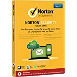 Norton Security - 1 Gerät (PC, Mac, Android, iOS) (Product Key Card)