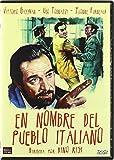 En nombre del pueblo italiano DVD 1971 In nome del popolo italiano (In the Name of the Italian People)