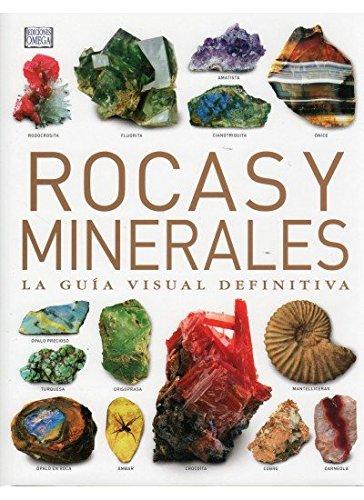 ROCAS Y MINERALES. GUIA V.DEFINIT. (GUIAS DEL NATURALISTA-ROCAS-MINERALES-PIEDRAS PRECIOSAS) por R.L. BONEWITZ