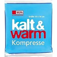 Kalt-Warm Kompresse 13x14 cm, 1 St preisvergleich bei billige-tabletten.eu