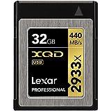 Lexar - LXQD32GCRBEU2933 - Carte Mémoire Compactflash - 2933x 32GB XQD