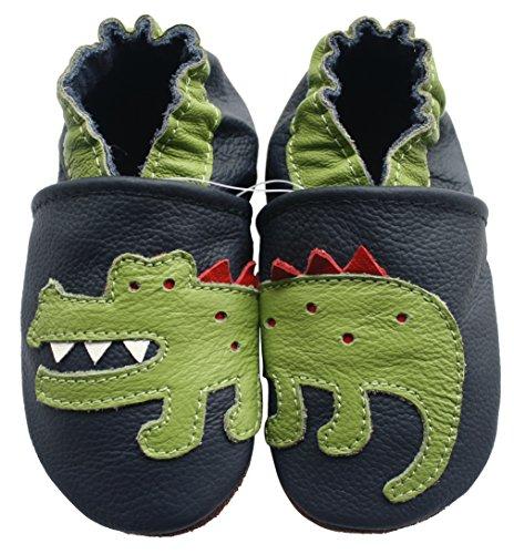 Crocodile Dark Blue 0-6m (Perfect 0 Dark)