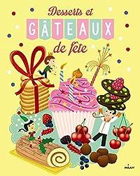 Desserts et gâteaux de fête