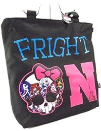 Monster High [K5472] - Sac cabas 'Monster High' noir rose