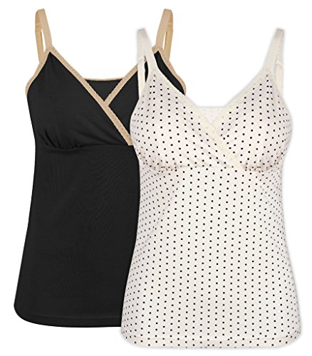intimate-portal-women-gaia-nursing-cami-tank-breastfeeding-tops-2-pk-black-white-xl