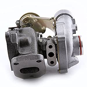 maXpeedingrods K14 Turbo Turbolader Abgasturbolader 53149887018 für Transporter T4 TDI 2.5L 95-03 Turbolader Abgasturbolader