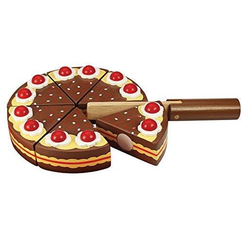 Bigjigs Toys Torta al Cioccolato per festa