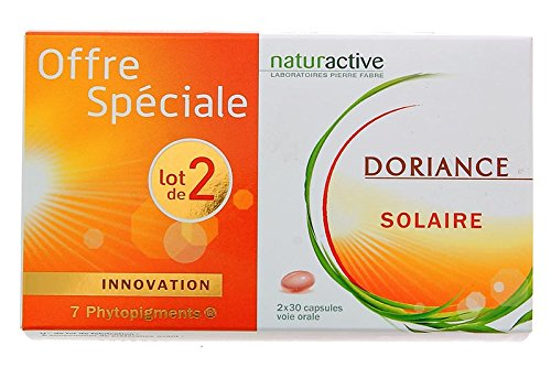 DORIANCE Solaire - 2 x 30 capsules
