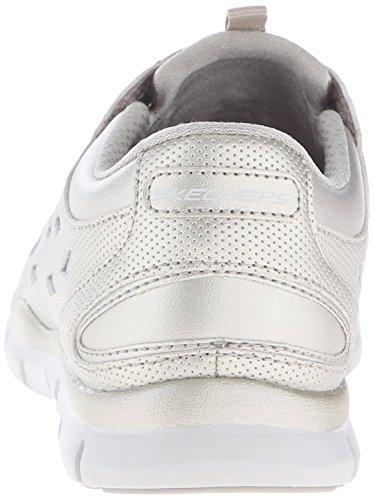 Skechers Sport Gratis Hit It Big Fashion Sneaker Gold