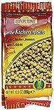 SUNTAT Kichererbsen gelb, geröstet, 4er Pack (4 x 350 g)