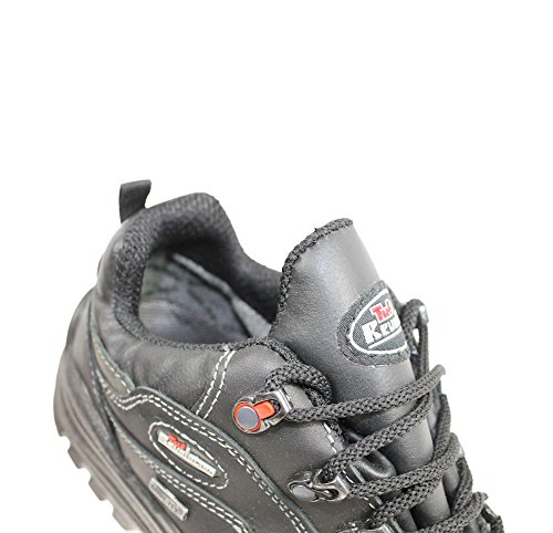 TuF s3 berufsschuhe businessschuhe wR sRC chaussures de chaussures de sécurité chaussures de travail noir Schwarz