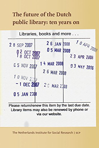 The future of the Dutch public library: ten years on (SCP-publicatie) por F. Huysmans