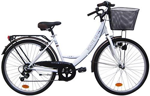 Route 66–Bicicleta de ciudad, 26pulgadas, Route 66,modelo City