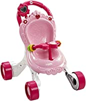Fisher-Price Stroll-Along Musical Walker
