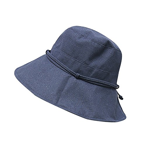 PRINCER Women Foldable Outdoor Leisure Shade Sun Protection Hat Straw Hat  Female Foldable Striped Hollow Fishing ef4bf09026de