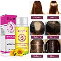 Mallalah Esencia para el crecimiento del cabello, Esencia contra la alopecia, Para la pérdida