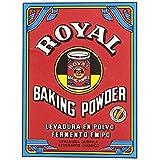 Royal Levadura en Polvo - 4 X 16 gr - Total: 64 gr
