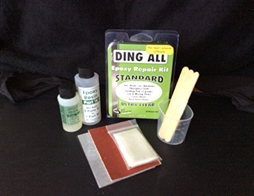 Ding All Epoxy Repair Kit - Clear