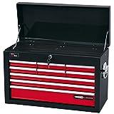 Draper Redline 80599 Werkzeugkasten mit 9 Schubladen