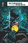 DC univers rebirth - Le badge