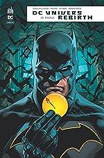 DC univers rebirth - Le badge de Jason Fabok