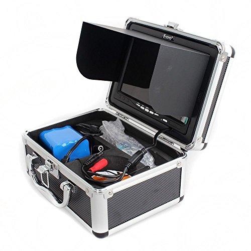 'Eyoyo 7Color LCD 1000tvl 15m impermeable Batería recargable Cabl