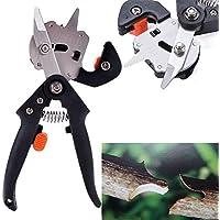 Ocama Herramientas de jardinería de acero al carbono, cuchillo de manualidades de horticultura, herramienta práctica