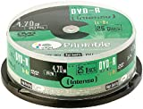 Intenso Marken DVD-R 4.7GB 16x printable, 50er-Spindel