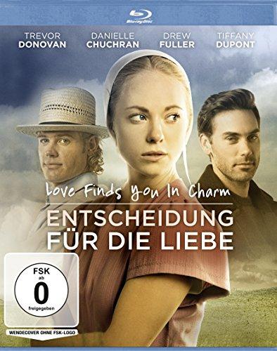 Love finds you in Charm - Entscheidung für die Liebe [Blu-ray]